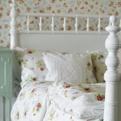 Pastelflowersbedding